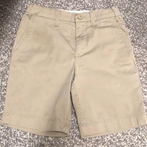 J. Crew Boys Everyday Stretch Khaki Shorts